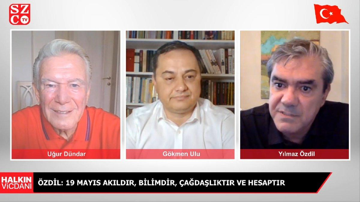 Dündar: 'Atatürk'ü Vahdettin'le, Damat Ferit'le yandaşlaştırma gayretleri beyhudedir'