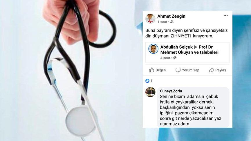 Doktordan skandal 19 Mayıs mesajı... Tepki yağdı