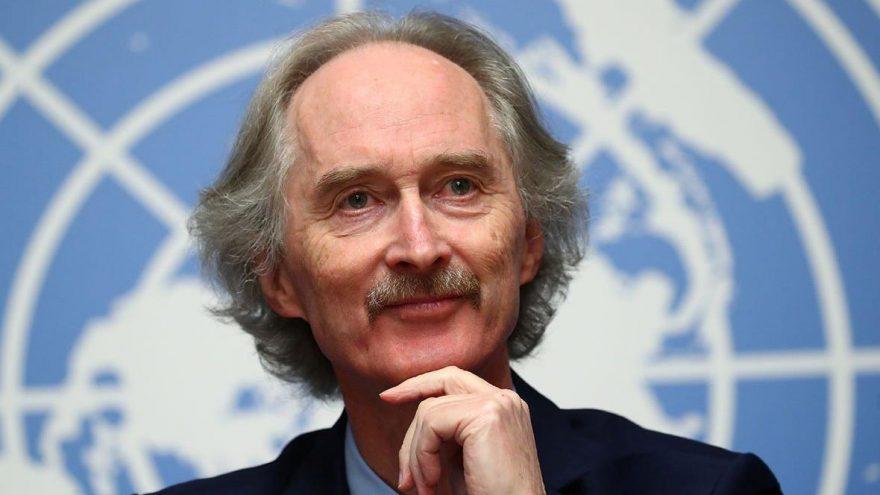 BM'den çarpıcı Suriye açıklaması: Pandemi izin verirse masaya oturacaklar