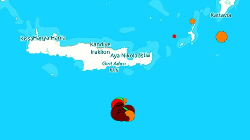 Akdeniz'de artçı depremler devam edecek