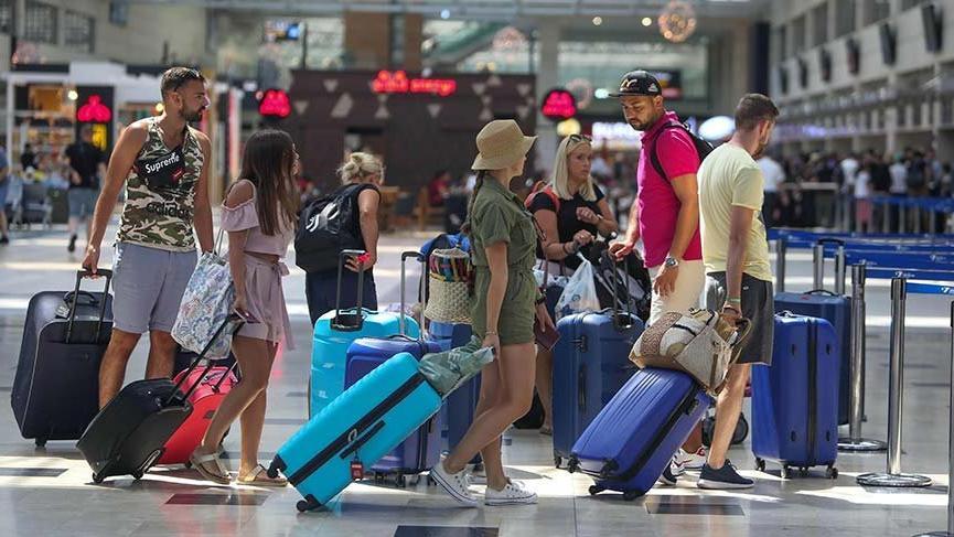 İç turizmin üçte biri salgın kurbanı