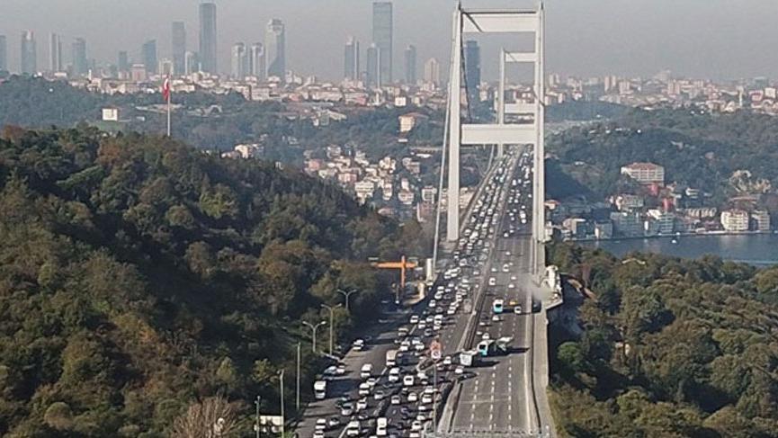 AKOM uyardı: Yarından itibaren İstanbul'da soğuk ve yağışlı hava etkili olacak