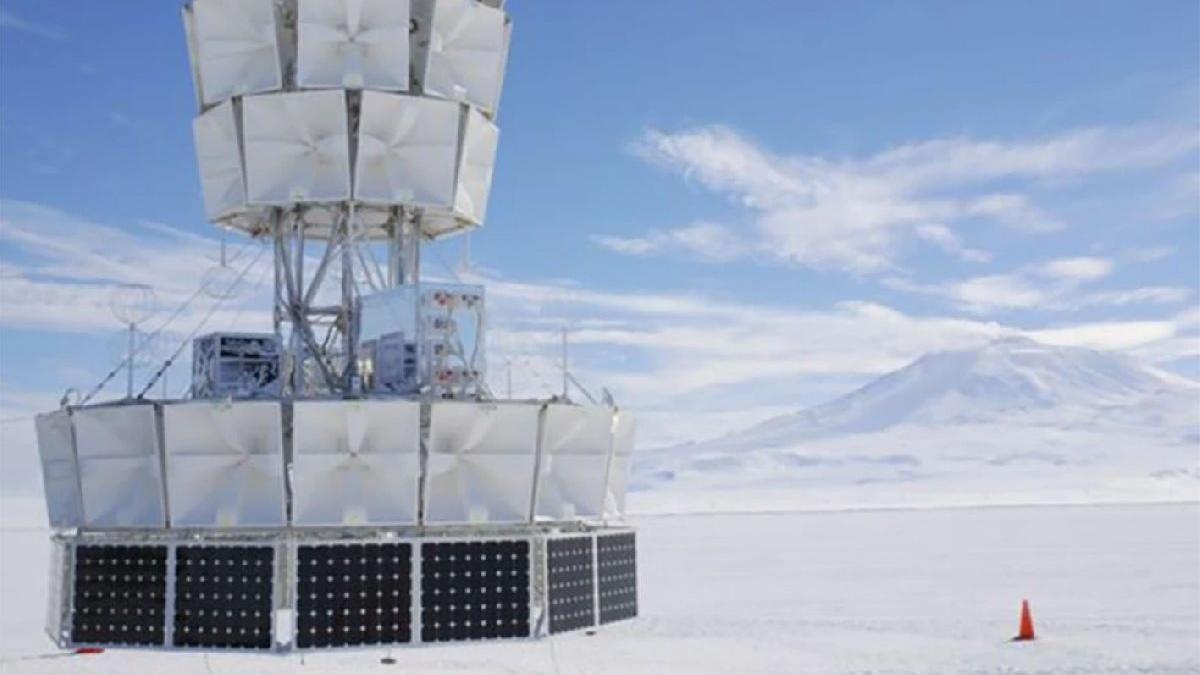 NASA buzullar üzerinde keşfetti: Paralel evrenin en net kanıtı