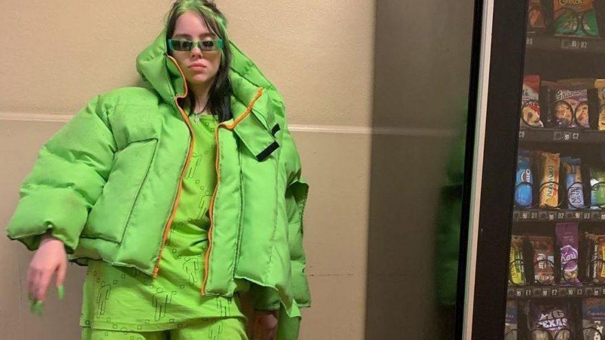 Billie Eilish ve tasarımcı Takashi Murakami işbirliği yaptı