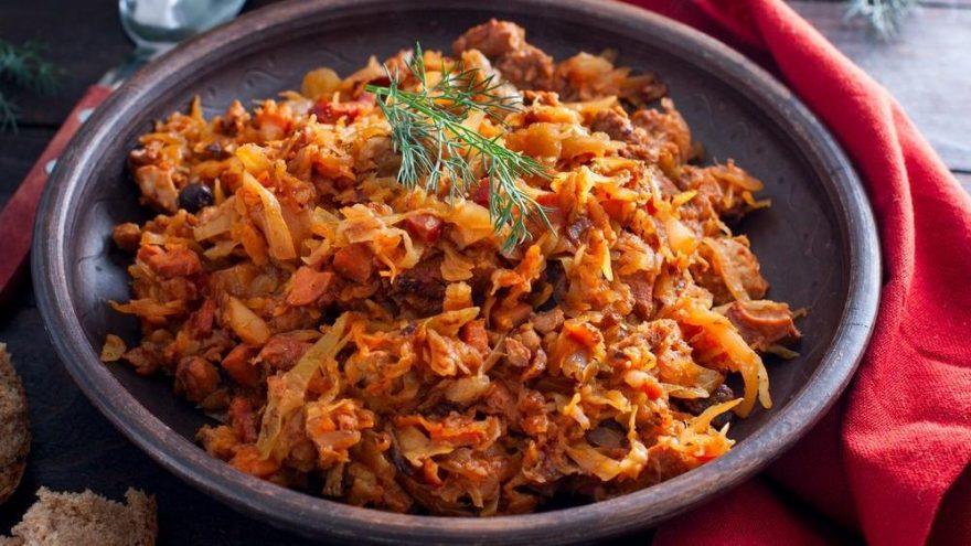 Kapuska yemeği nasıl yapılır? Pratik kıymalı kapuska tarifi…