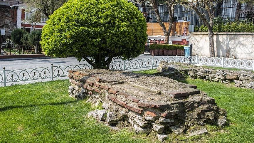 İstanbul'un hayalet sarayı: Antiochos