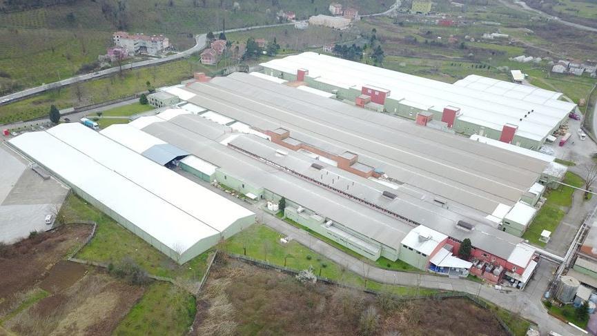Üç işçide corona tespit edildi, fabrikada üretim durduruldu