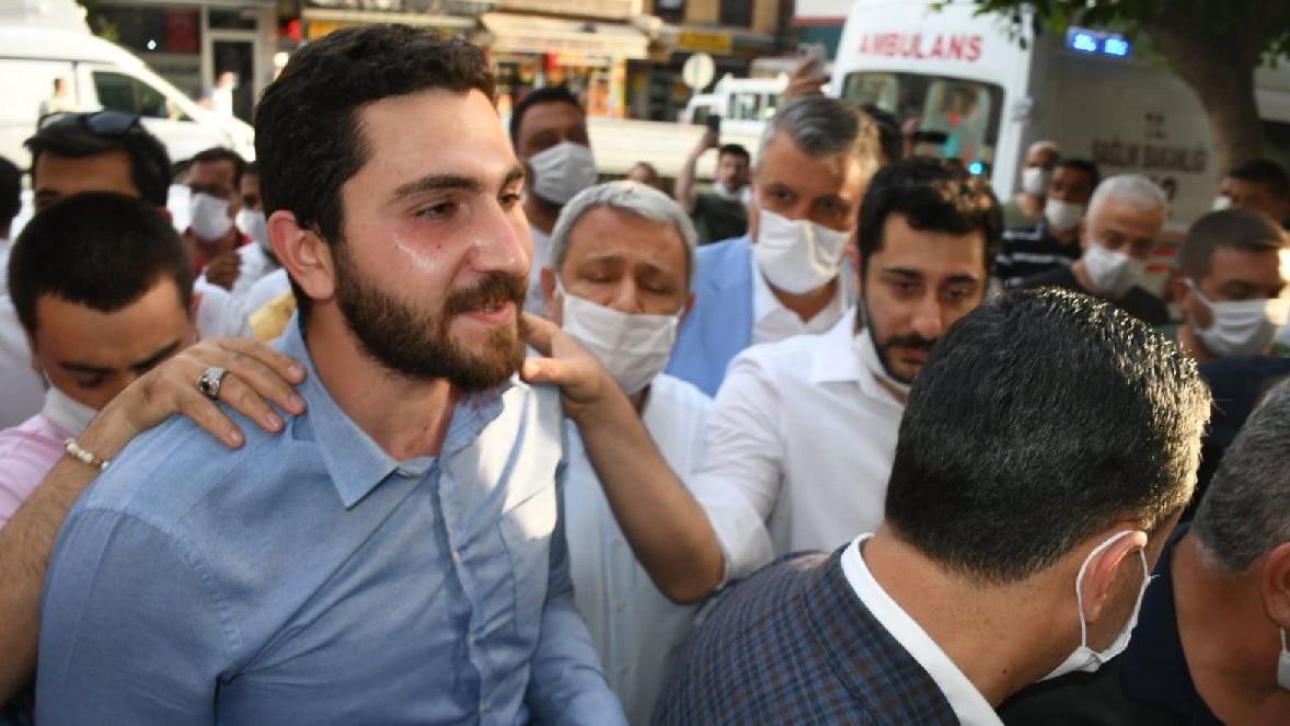 Türkiye'nin konuştuğu Adana'daki olayın görüntüleri ortaya çıktı