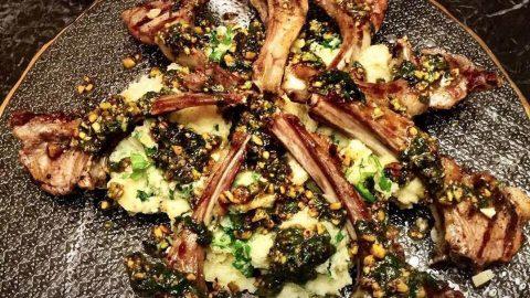 Pesto soslu pirzola tarifi