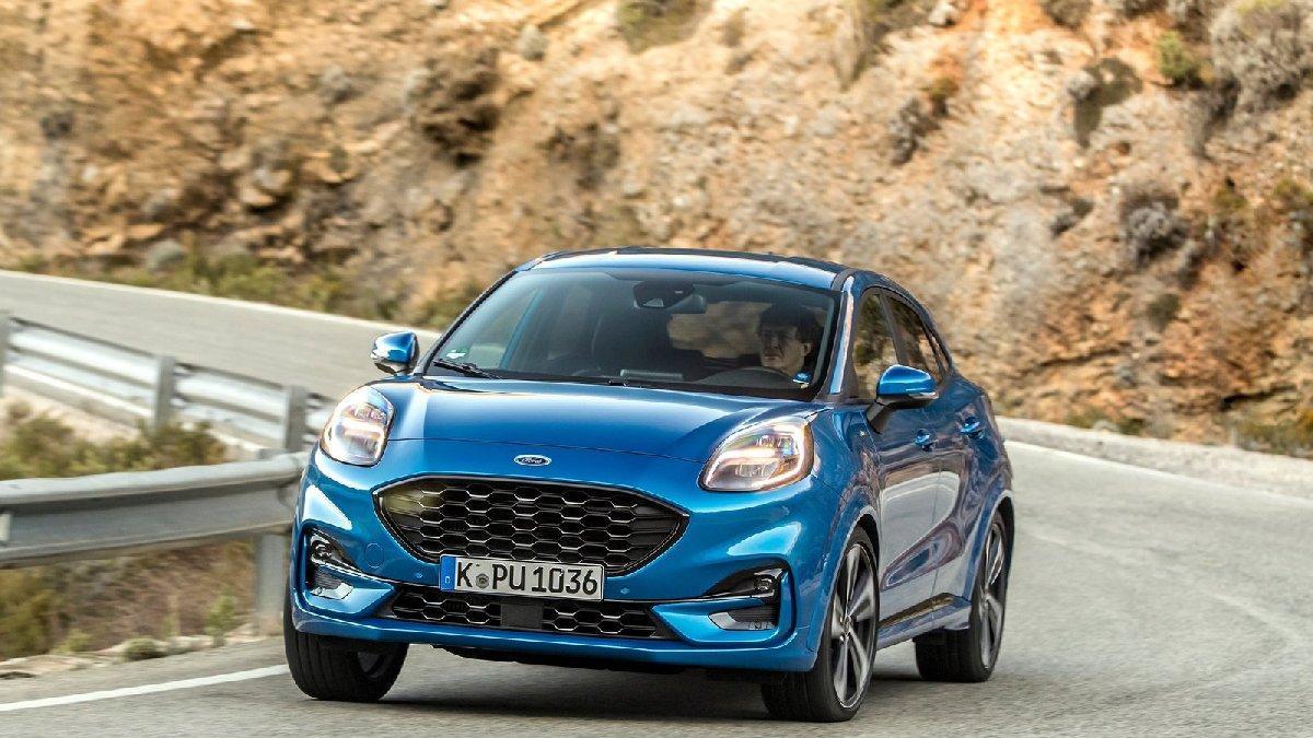 Ford Puma ne vakit Türkiye'de olacak?