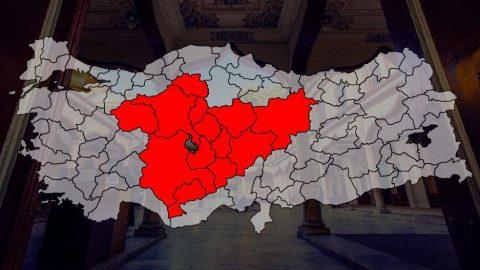 Ankara, Konya, Eskişehir, Kayseri 2020 bayram namazı saatleri.. İç Anadolu Bölgesi Duha (kuşluk) namazı vakitleri...
