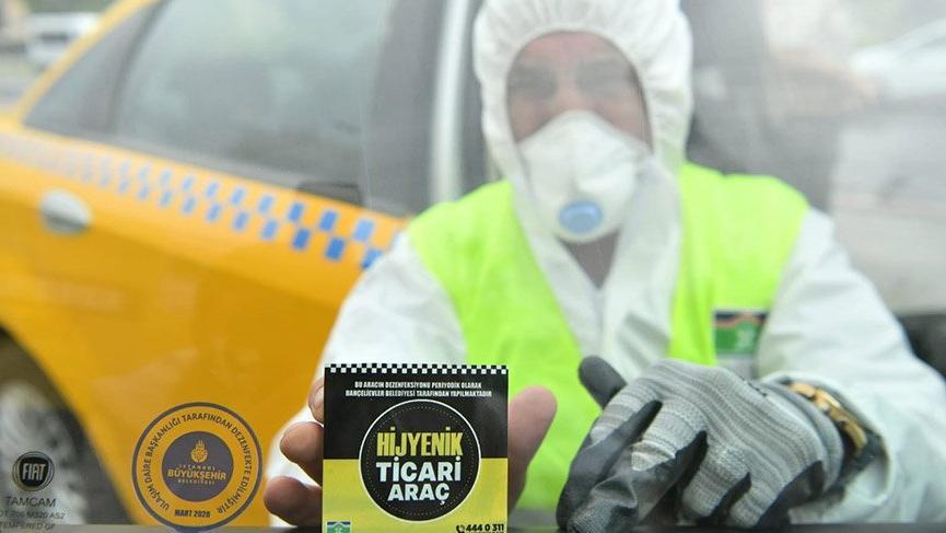 Sağlık Bakanlığı'ndan COVID-19 salgınında taksi duraklarında alınması gereken önlemler... Taksi şoförleri ve müşterilerin alması gereken önlemler neler?