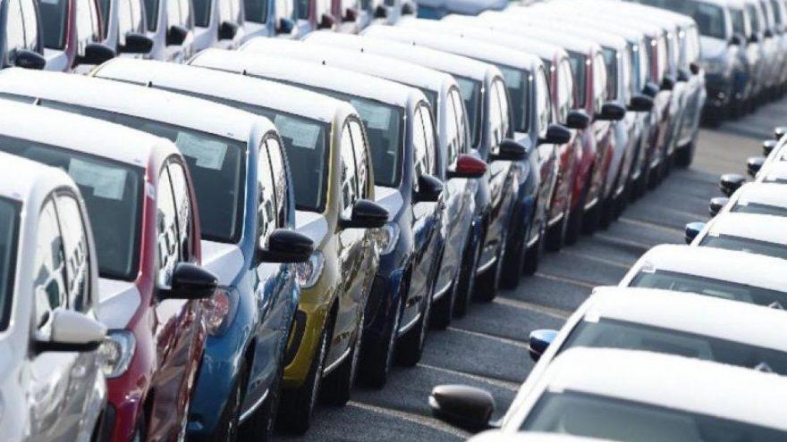 Türkiye'de 1000 kişiye düşen araç sayısı sadece 281