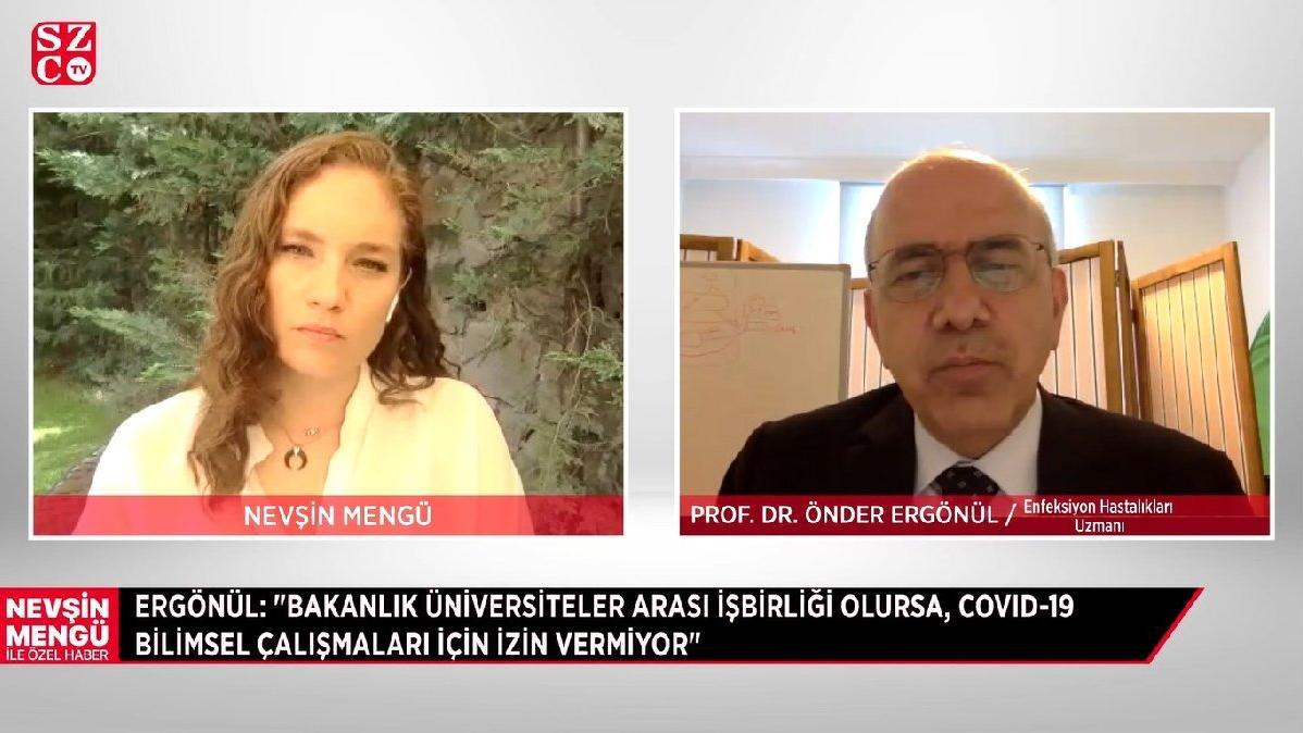 Prof. Ergönül, İstanbul'da corona virüsü bağışıklık oranını açıkladı