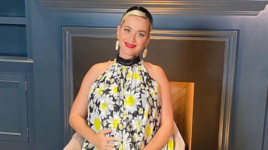 Katy Perry: Karantinada anneliği öğreniyorum