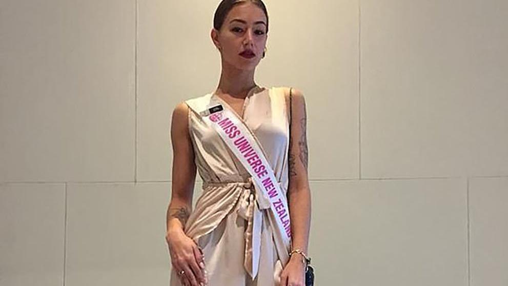Yeni Zelanda'da güzellik yarışması finalisti evinde ölü bulundu
