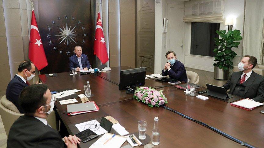 Erdoğan: Yeni bir seferberlik başlatıyoruz!