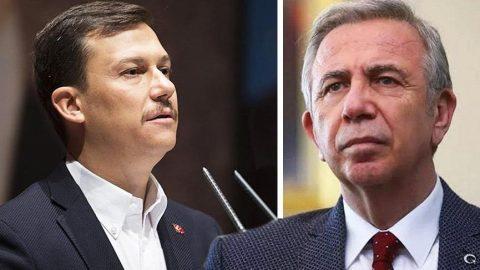 AKP'li Şahin'den Mansur Yavaş'a: Gözümüz üzerinde