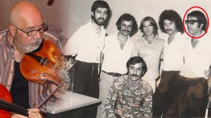 Müzisyen İskender Şencemal hayatını kaybetti