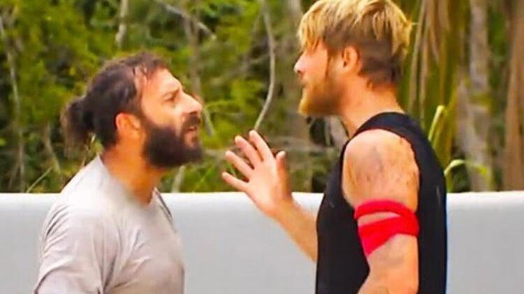 Survivor'da şok sözler: Yumruğumu ağzına sokarım!