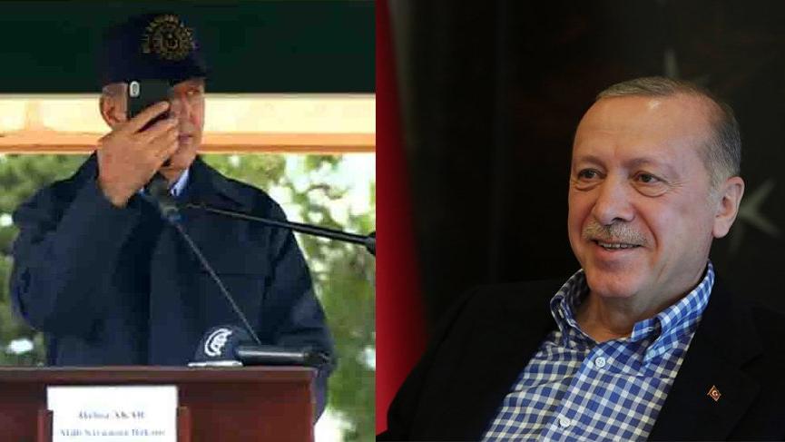 Erdoğan'dan Mehmetçiğe bayram telefonu