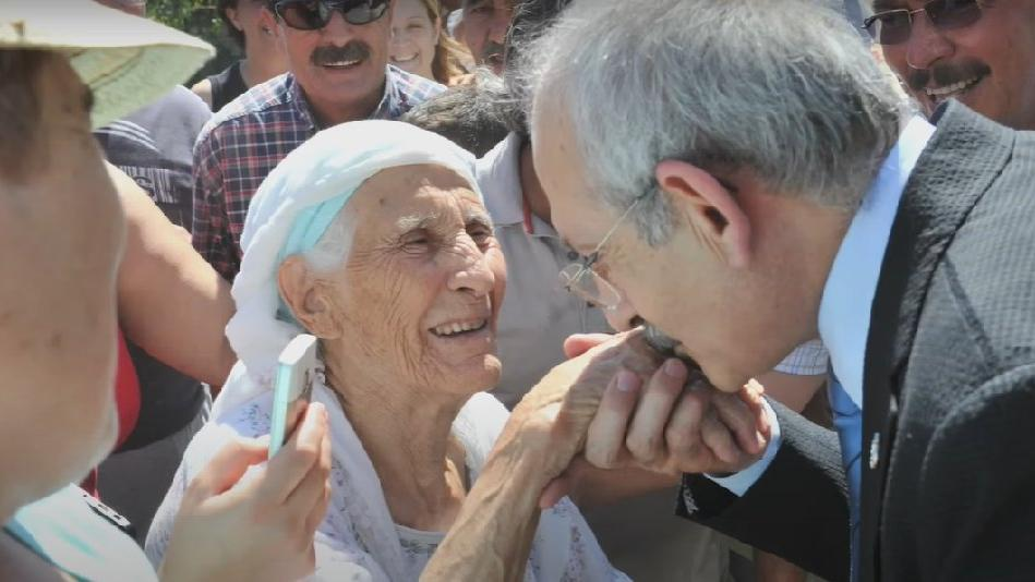 Kılıçdaroğlu'ndan videolu bayram mesajı: Umutsuzluk bize yakışmıyor