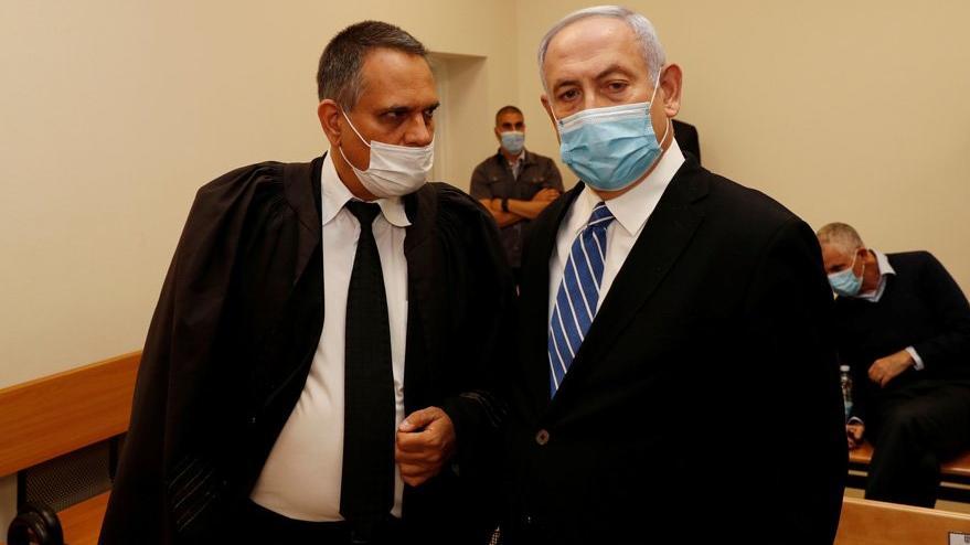 Netanyahu hakim karşısına çıktı