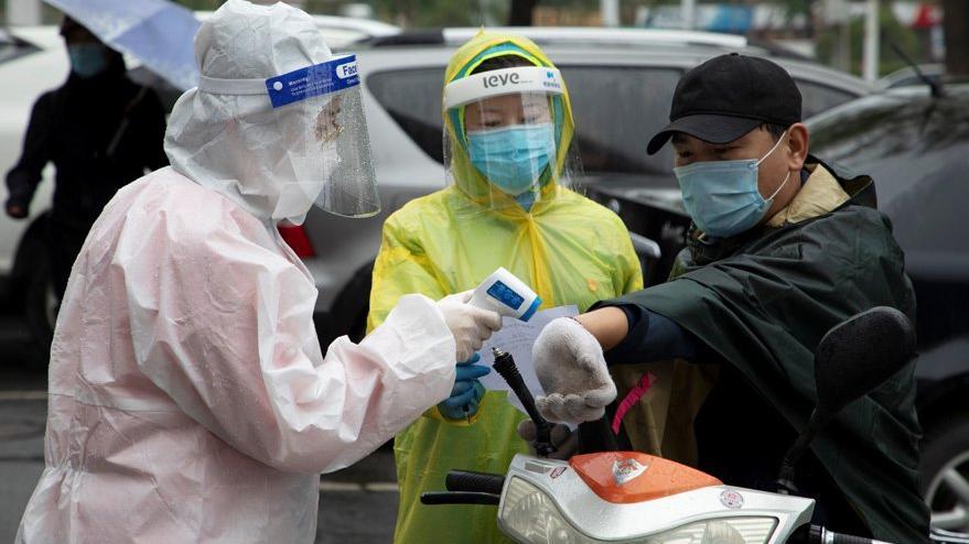 Corona virüsünün çıktığı laboratuvardan flaş açıklama