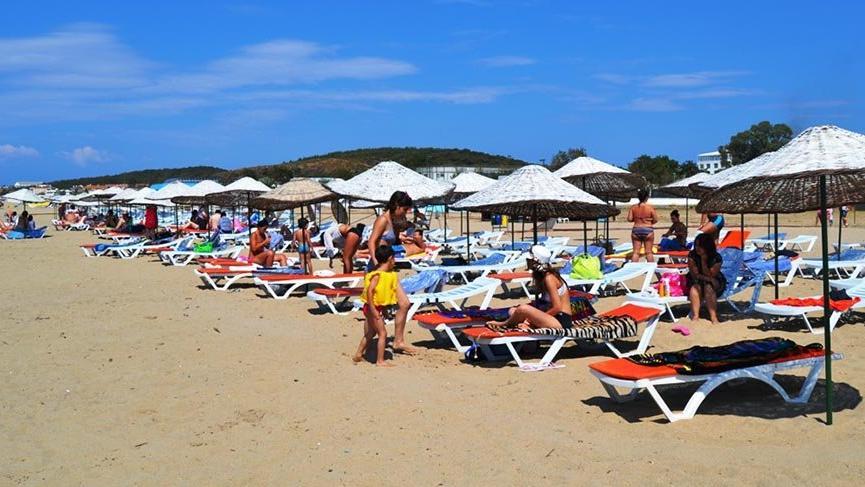 Ayvalık'ta 'Mavi Bayrak'lı plaj sayısı 16'ya yükseldi