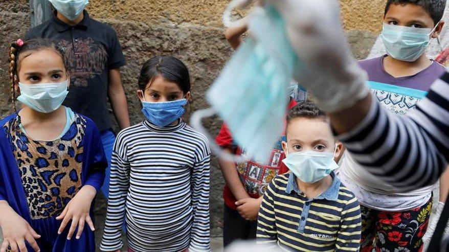 19 çocukta daha coronayla bağlantılı yeni hastalık görüldü