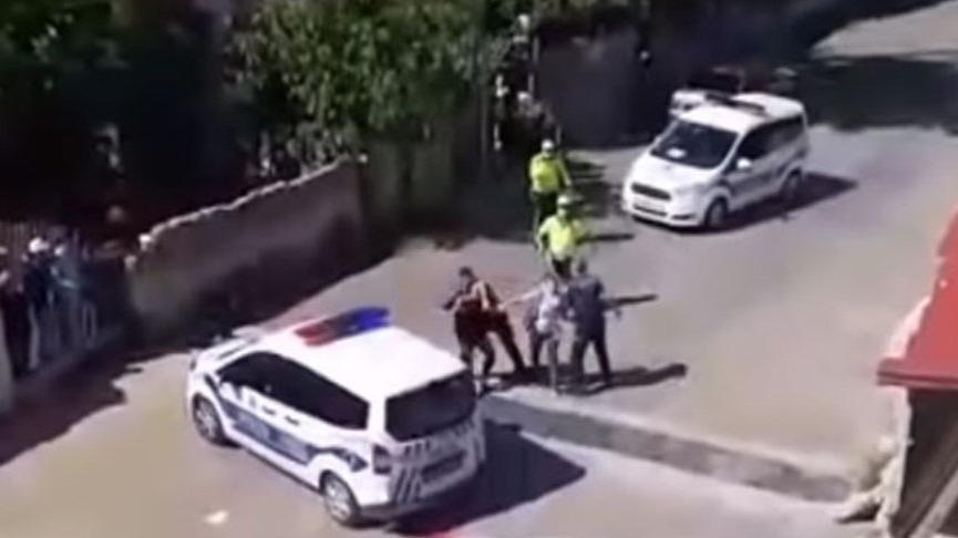 Polisler tarafından dövüldüğünü iddia eden vatandaş SÖZCÜ'ye konuştu