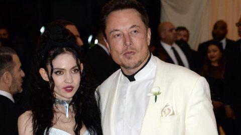 Elon Musk ve Grimes, bebeğin adını değiştirmek zorunda kaldı