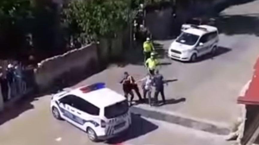 Çorlu'da polis şiddeti! Evlerinin önünde oturan vatandaşlara saldırdılar