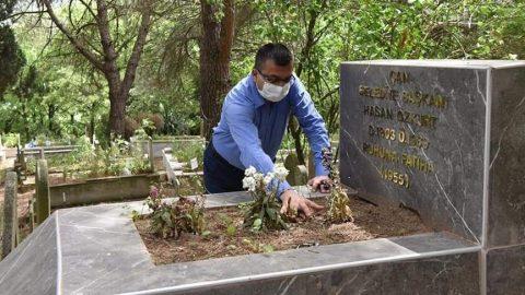 CHP'li başkandan Şamil Tayyar'a 'mezarlık' yanıtı