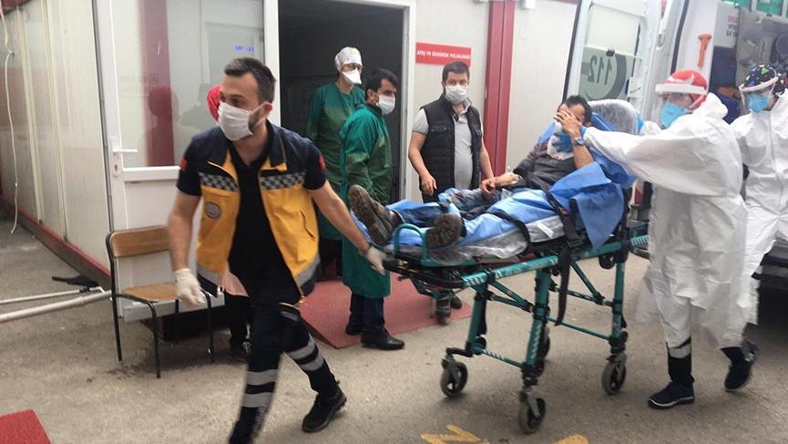 Komşular birbirine girdi: 2 ölü, 3 yaralı