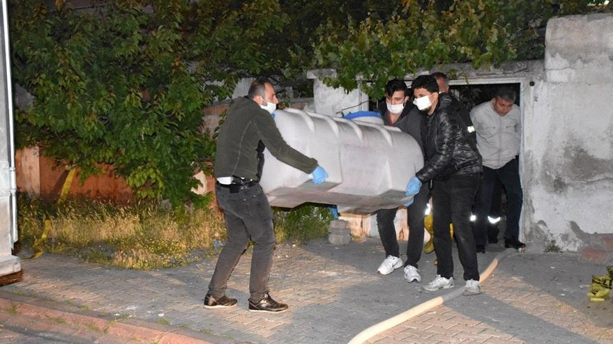 Kırıkkale'de sahte içki operasyonu! 3 ton sahte şarap ele geçirildi