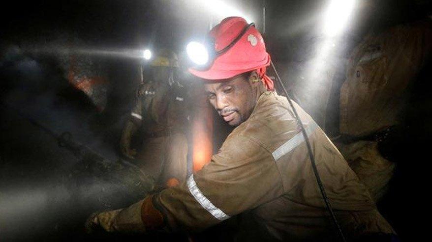 Dünyanın en derin madeninde çalışan işçilerde corona tespit edildi!