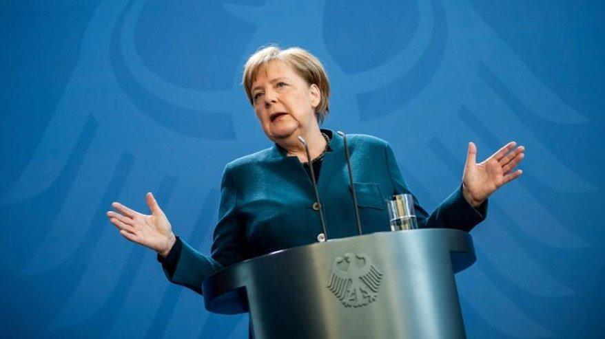 Angela Merkel açıklayacak! Almanya'da 'corona' kararı...