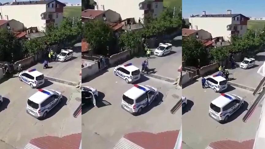 Polis şiddetine tepki yağdı... Görevden el çektirildiler