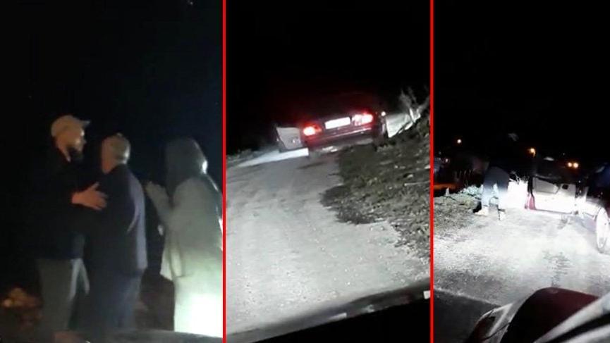 AKP'li meclis üyesi CHP'li üyenin aracını kurşunladı iddiası