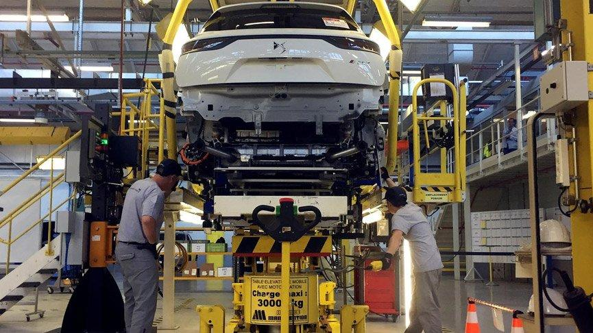 Macron otomotiv sektörünü kurtarma planını açıkladı!
