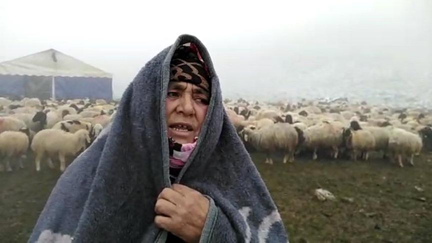 Bayramda kahreden görüntüler: Yörük Ana'nın isyanı