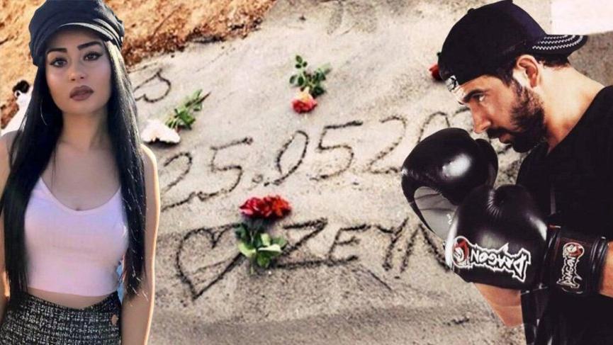 Zeynep Şenpınar'ın katili boksör Kemaloğlu'nun 14 suç kaydı çıktı
