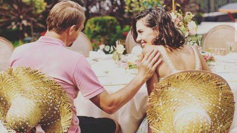 Caner Erkin, eşi Şükran Ovalı ile evlenebilmek için kapısında yattığını itiraf etti