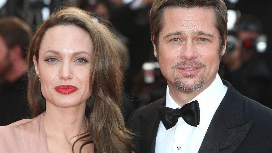 Angelina Jolie ve Brad Pitt ilişkilerini düzeltti
