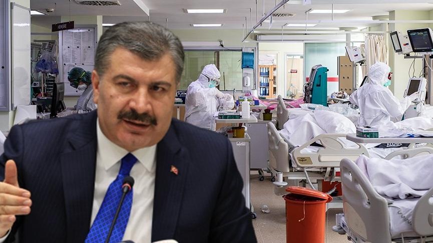 Bakan Koca alıntılayıp paylaştı: 'Ankara'nın başarısını ortaya koyuyor'