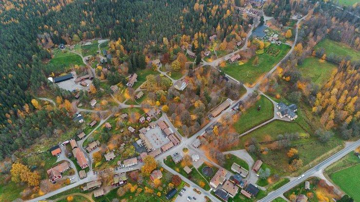 İsveç'te 50 milyon TL'ye satılık kaplıca köyü