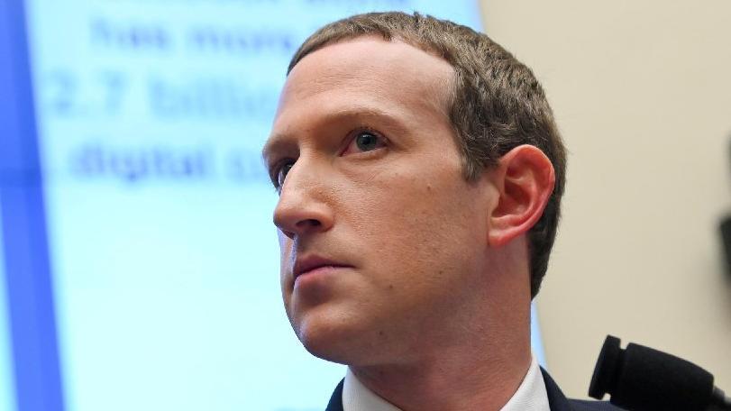 Zuckerberg: Sosyal medya, 'gerçeğin hakemi' olmamalı
