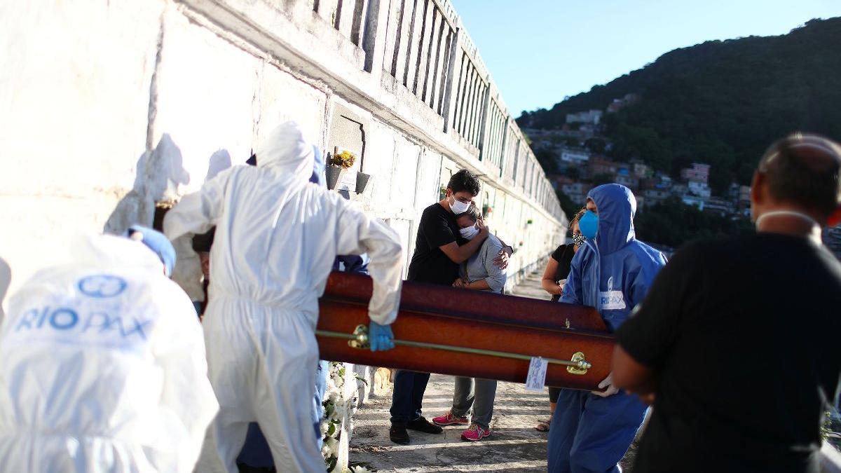 Corona virüsünde son durum: Brezilya'da rekor, Japonya'da ikinci dalga paniği