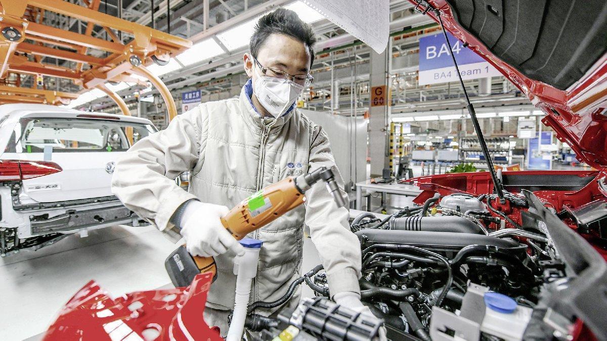 Volkswagen'den Çin'e milyar euroluk yatırım! – Sözcü Gazetesi